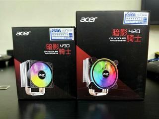 【腦場掃地僧 ㊙️】 ACER 有出 Cooler ? ACER 暗黑騎士 490/420 賣街 HK$189/$219