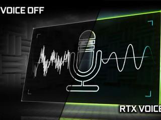 不用再破解了 追加支援至 GTX 600 舊卡 NVIDIA RTX Voice 變 GTX Voice 降噪技術