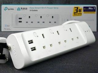 遙距開關電器、3 組獨立插座 TP-Link Kasa KP303 Wi-Fi 智能拖板