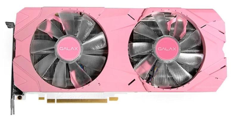 RTX 2080 2070 Super EX Pink