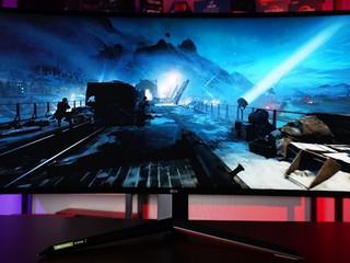 LG UltraGear 34GN850-B 曲面電競顯示器