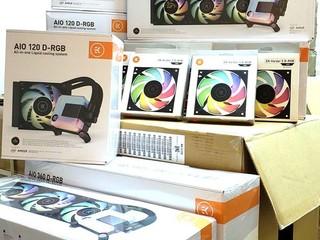 【腦場掃地僧 ㊙️】火牌信仰、五年保 EK-AIO 240 D-RGB AIO 水冷 HK$999