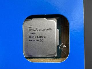 【腦場掃地僧 ㊙️】10 代「賽羚羊」登場 Intel Celeron G5900 處理器定價 HK$330