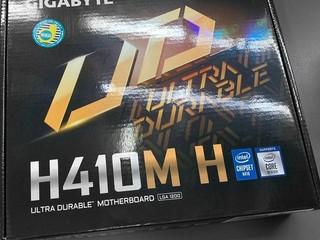 【腦場掃地僧 ㊙️】H410 主機板解禁啦 GIGABYTE H410M H 主機板賣街 HK$549