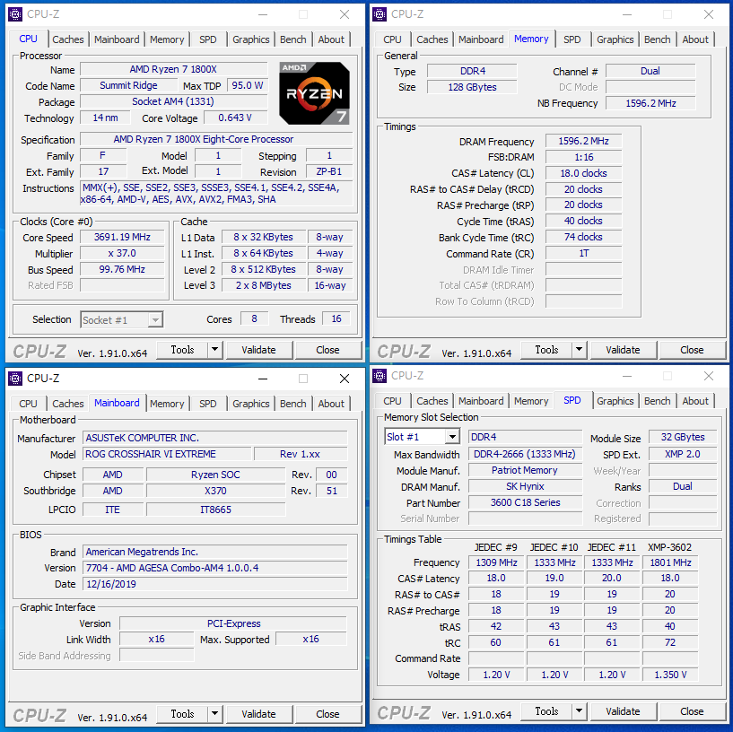 PATRIOT Viper Steel DDR4-3600