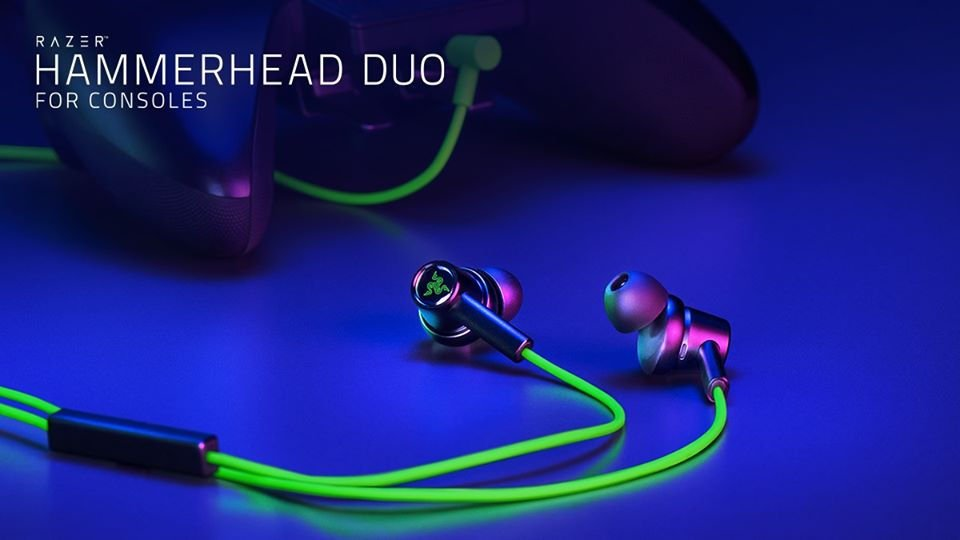 Hammerhead Duo Console