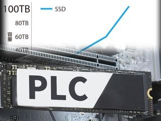 【容量大、但更短命!?】不過價錢便宜一半 Intel PLC SSD 要來了!! 100TB 容量不是夢