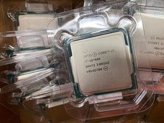【腦場掃地僧 ㊙️】慘 !! 無高階 10 代 U Intel Core i7-10700K Tray 裝 HK$3,388