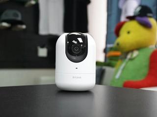 360° 全方位監視.1080P 高清解像度 D-LINK DCS-8526LH 旋轉無線網路攝影機