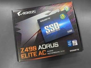 【腦場掃地僧 ㊙️】買 AORUS 板送 240GB SSD ? GIGABYTE Z490 AORUS ELITE AC - HK$1,999