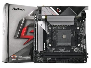 B550 Mini-ITX 妖板登場 ASROCK B550 Phantom Gaming-ITX/ax