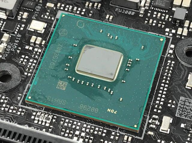 ROG STRIX Z490I Gaming