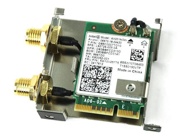 Intel AX201NGW 無線網絡模組
