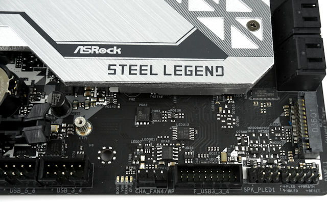 ASROCK B550M Steel Legend