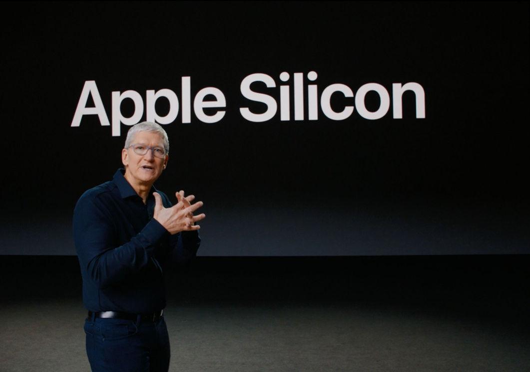 Intel Apple