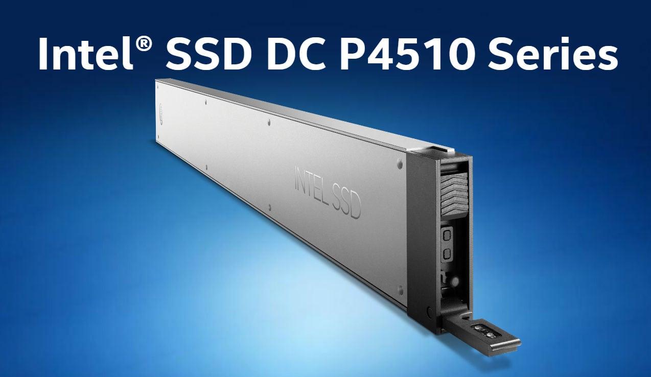 DC P4510 EDSFF