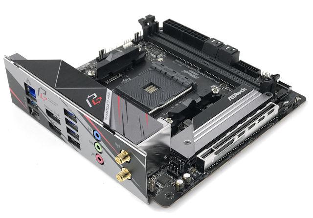 B550 Phantom Gaming-ITXax