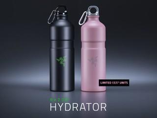 【厲害了!!】Razer 電競水壺嚟啦~~ Razer Hydrator 香港開賣.售價 HK$249