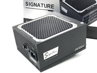 全橋式 LLC 、白金模組牛 ANTEC Signature 1300 Platinum PSU 實測