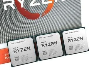 優化 7nm 制程 、時脈再提升 !! AMD Ryzen 9 3900XT 處理器評測