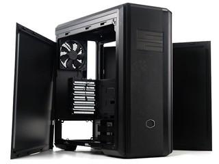 為 Workstation 工作站而生 Cooler Master NR600P Mid-Tower 機箱