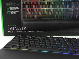最強機械式「薄膜」鍵軸 ?? RAZER ORNATA V2 電競鍵盤登場 !!
