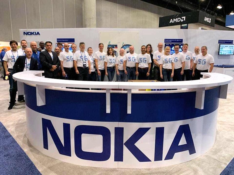 Nokia sues Lenovo