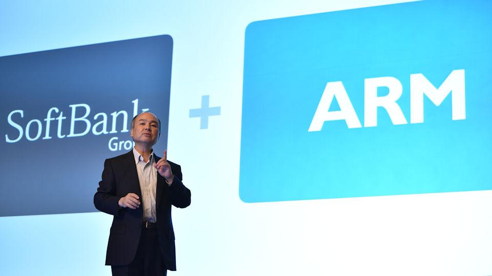 ARM SoftBank