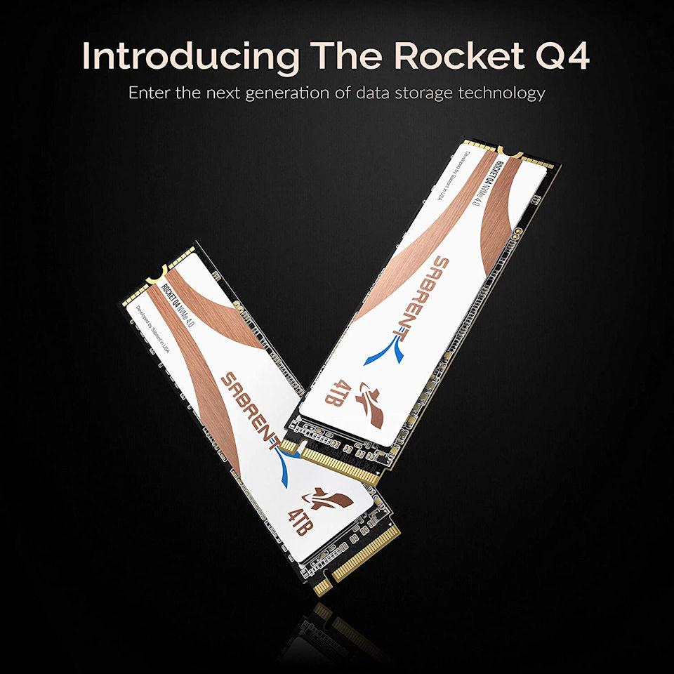 Sabrent Rocket Q4 4TB