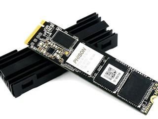 升級 7 nm 制程、性能提升 1 倍 PHISON PCIe 5.0 SSD 控制器 2022 年上市