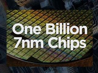 TSMC 宣佈已生產  10 億顆 7nm 晶片 6nm 已投入量產 電晶體密度提升 20%