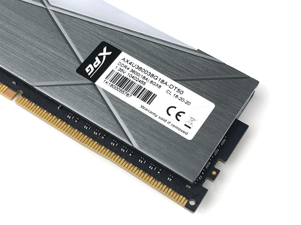 XPG Spectrix D50 DDR4