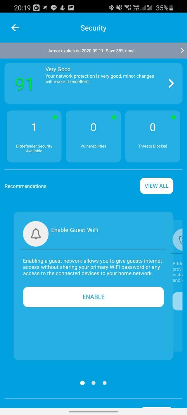 NETGEAR Orbi Mesh WiFi RBK752 開箱