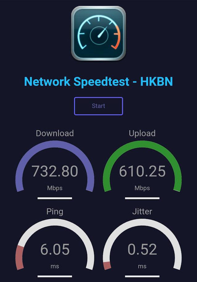 NETGEAR Orbi Mesh WiFi AX4200 測試