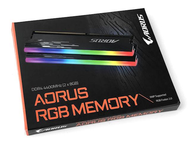 AORUS RGB Memory D4-4400