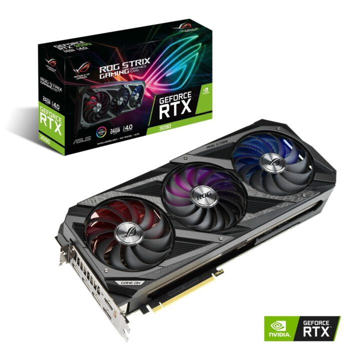 ASUS RTX 30