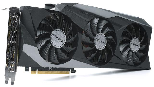 GIGABYTE GeForce RTX 3080 GAMING