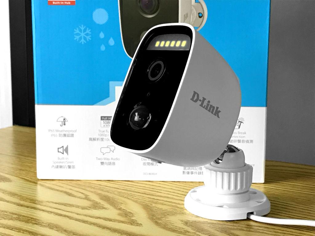 D-Link DSC-8630LH