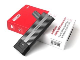 10Gbps 速度、鋁金屬散熱 UNITEK SolidForce S1204B 外置 SSD 盒