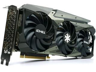 一半價錢、2080 Ti 效能 INNO3D GeForce RTX 3070 ICHILL X4 繪圖卡