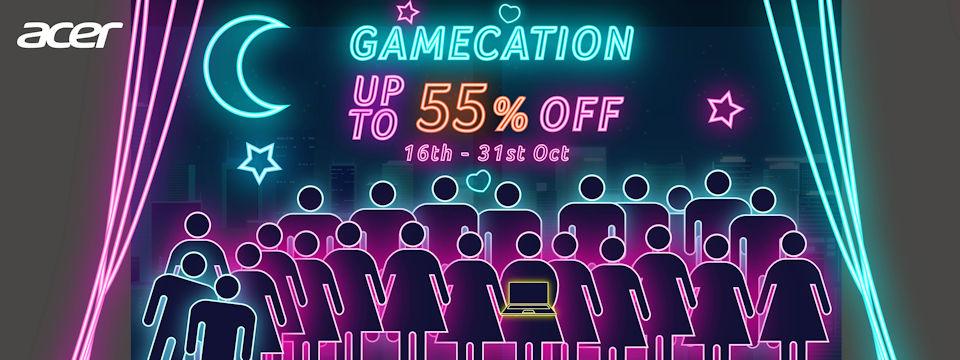 Acer Oct GameCation