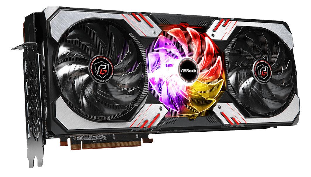 Radeon RX 6800 XT Phantom Gaming