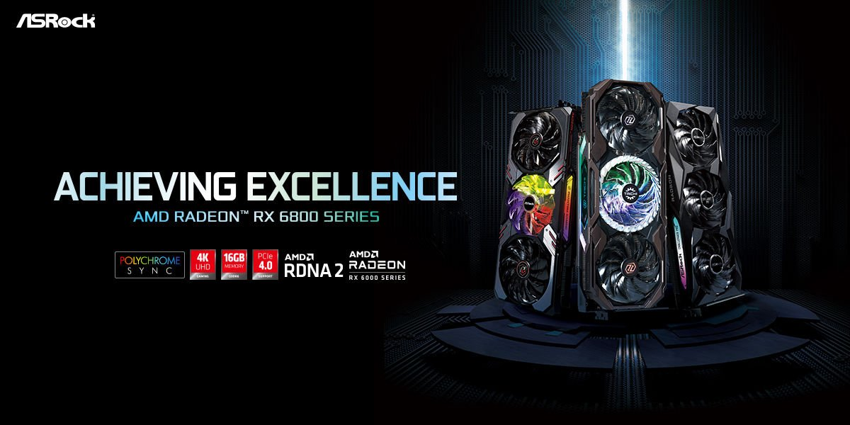Radeon RX 6800 Series