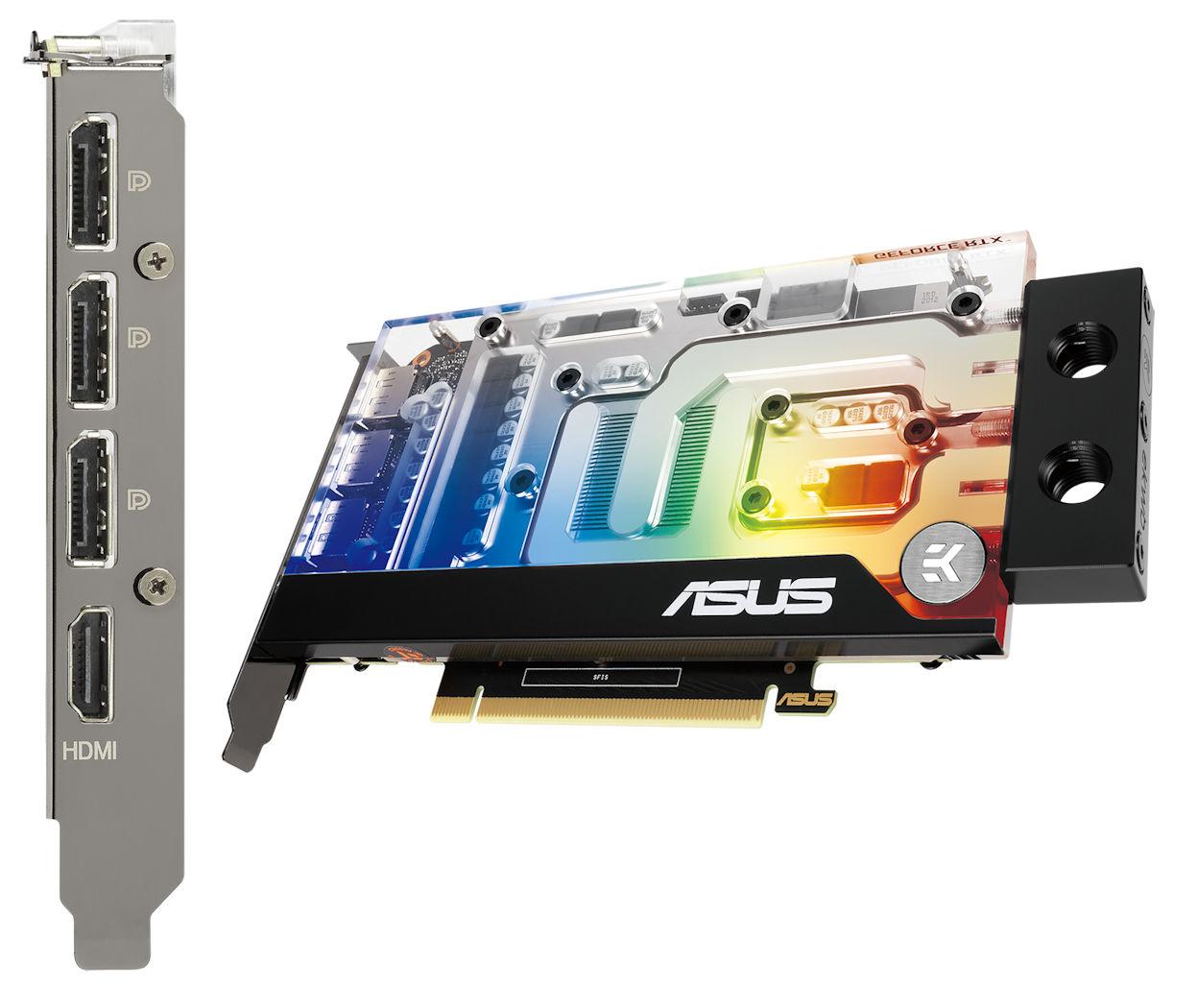 ASUS EKWB GeForce RTX 3070 8GB G