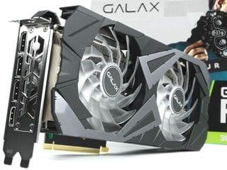 雙風扇設計、高性價比殺手!! GALAX GeForce RTX 3060 Ti EX (1-Click OC)