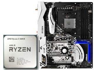 BUG 已 FIXED !! Ryzen 5000 完美支援 ASROCK X370 主機板妖 BIOS 有更新 !!
