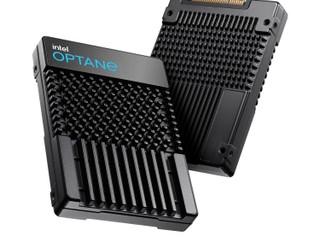 7.2GB/s 極速、5 年每日全碟寫入 100 次 Intel 全新 Optane SSD P5800X 系列登場