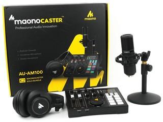 一套齊晒、直播用一流 MAONO Maonocaster AU-AM100 K2 直播組合