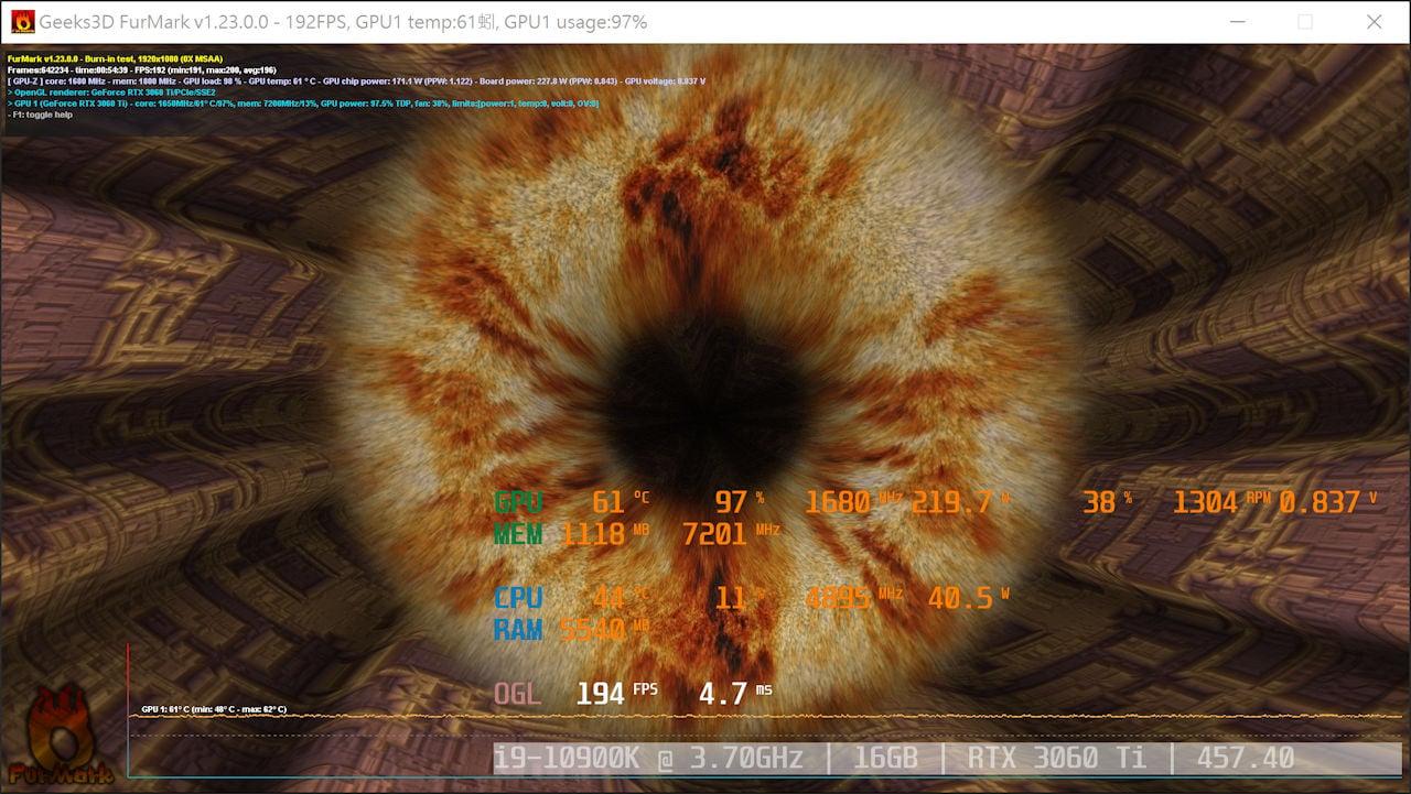 INNO3D RTX 3060 Ti ICHIL RED
