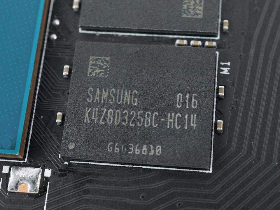 GALAX GeForce RTX 3060 Ti EX 顯示卡